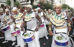 Os principais blocos do carnaval carioca
