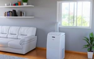Ar condicionado portátil: vantagens