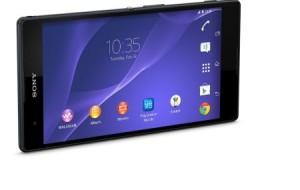 Sony lança novos smartphones Xperia E1 e T2 Ultra