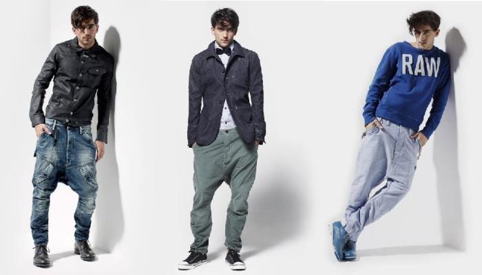 67186 Fotos De Calças Saruel Jeans – Femininas E Masculinas 8 Fotos De Calças Saruel Jeans   Femininas E Masculinas