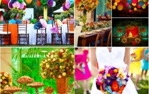 Decoração de casamento: tendências 2014