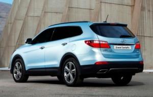 Hyundai Grand Santa Fe 2014: novidades, preço, fotos