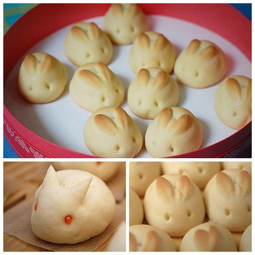 674389 Receita de pão de cenoura com forma de coelho da Páscoa00 Receita de pão de cenoura com forma de coelho da Páscoa