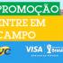 Promoção Entre em Campo Visa e CVC