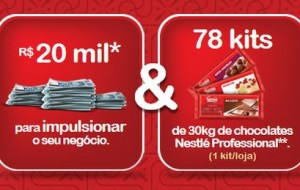 Promoção Nestlé Receita de Sucesso