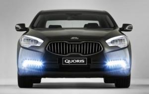 Novo Kia Quoris 2014-2015 – modelos