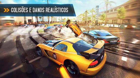 5 jogos de carros para celular
