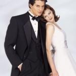 67957 elegancia e glamour 150x150 Fotos de Smoking Para Noivo, Casamento