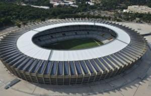 Estádios que serão usados na Copa do Mundo 2014