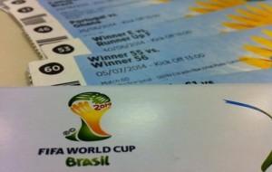 Crianças de colo terão que ter ingresso na Copa do Mundo
