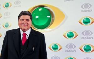 José Luiz Datena vai narrar jogos da Copa 2014