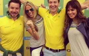 Abertura da Copa do Mundo 2014