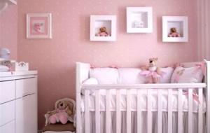 Sugestão de cores para o quarto do bebê