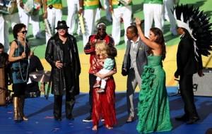 Ivete Sangalo supera Claudia Leitte em Copa do Mundo