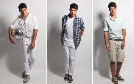 Moda masculina para réveillon 2015