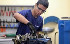 Inscrições cursos técnicos SENAI 2014