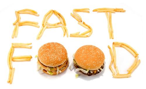 Fotógrafo retrata a verdade sobre os fast food