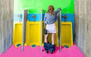 Invenção maluca facilita vida das mulheres