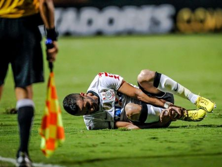 Lesões comuns em cinco esportes diferentes
