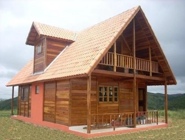 69153 Casas de madeira pré fabricada fotos preços 21 Casas de madeira pré fabricada   fotos, preços