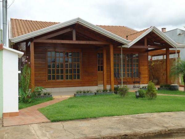 Casas de madeira pr fabricada fotos pre os for Casas prefabricadas valores