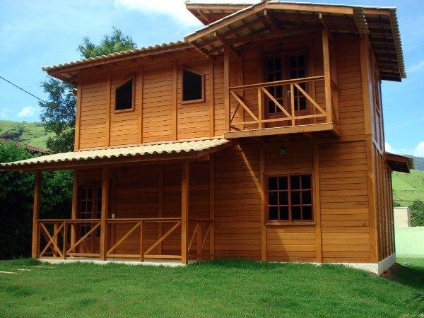 69153 Casas de madeira pré fabricada fotos preços 32 Casas de madeira pré fabricada   fotos, preços