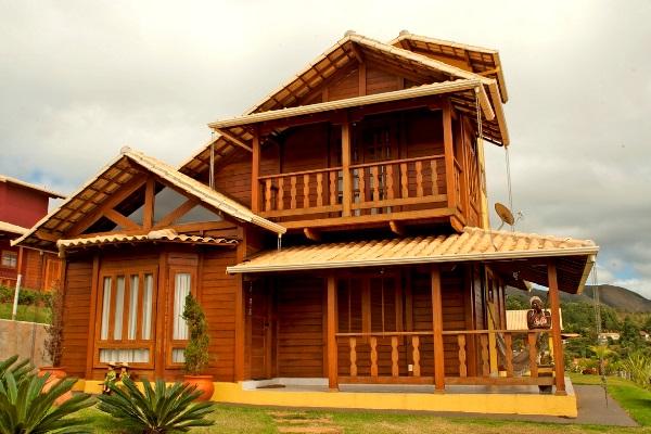69153 Casas de madeira pré fabricada fotos preços 35 Casas de madeira pré fabricada   fotos, preços