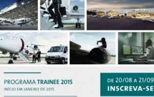 Líder Aviação seleciona jovens para trainee 2015