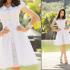 Moda evangélica com ideias de looks para os cultos