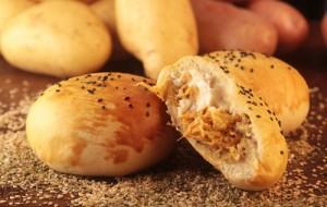 Receitas de pão de batata