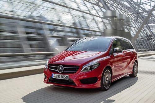 Novo Mercedes Classe B 2015 fotos e preços