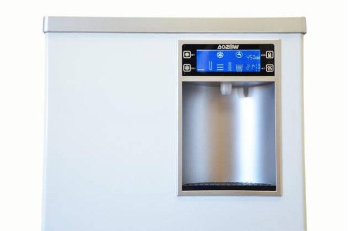 Máquina transformar umidade do ar em água para consumo