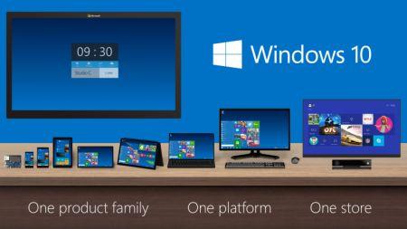 Microsoft anuncia o novo Windows 10