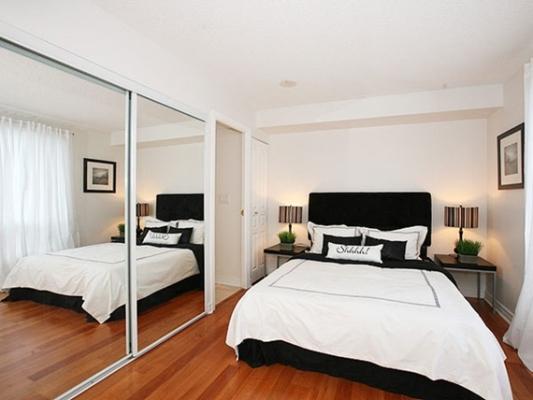 Decorações simples para quartos pequenos