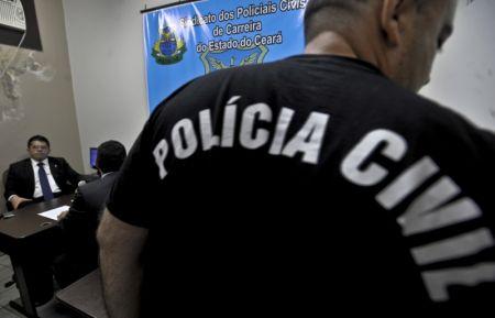 Concurso Polícia Civil-CE 2015, inscrições edital