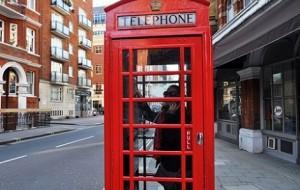 Cabines telefônicas de Londres são exemplo de sustentabilidade
