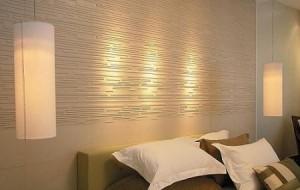 Decoração com texturas para apartamentos