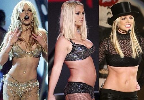 Como Britney Spears venceu o efeito sanfona
