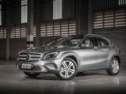 Mercedes-Benz GLA 2015 fotos e preços