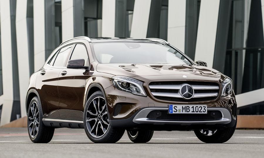 Mercedes Benz GLA 2015 fotos e preços 2 600x600 Mercedes Benz GLA ...