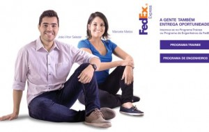 Vagas de trainee na FedEx Express 2015
