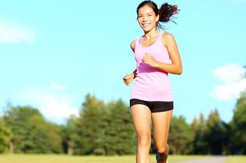 Como correr e perder a barriga