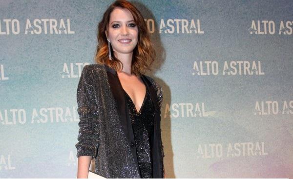 Cabelo de atrizes da novela Alto Astral