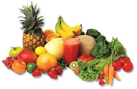 Dieta com substâncias naturais das celebridades