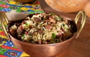 Receitas de comidas típicas de folclore