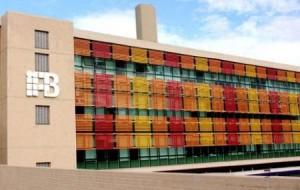 Cursos gratuitos DF 2015, IFB Brasília