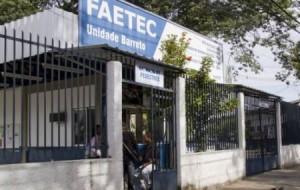 Cursos gratuitos 2015 RJ pela FAETEC inscrições