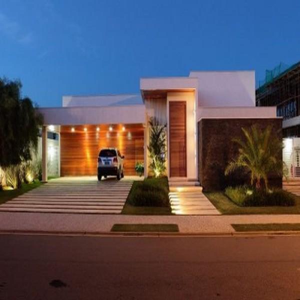 Fachadas de Casas - Projetos de Casas, Plantas de casas
