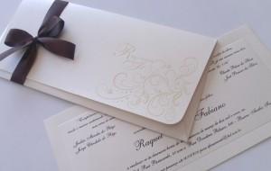 Fazer convite de casamento passo a passo