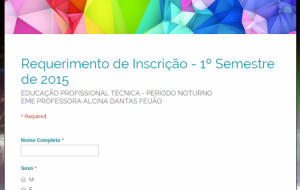 Cursos Técnicos Gratuitos 2015 em São Caetano do Sul SP
